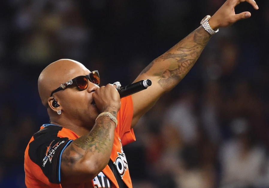 RAPPER FLO RIDA HEADING TO ISRAEL IN JULY