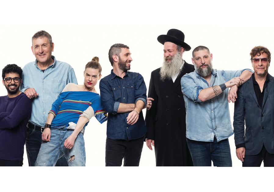 Tom Aharon, Yoni Rechter, Sharon Eyal, Shlomi Shaban, Shuli Rand, Assaf Granit Eran Zur