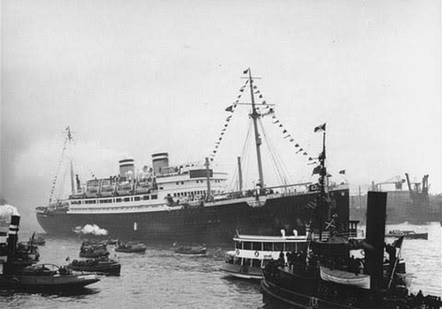 Canada regrets turning away Jewish refugees on St Louis ship in 1939