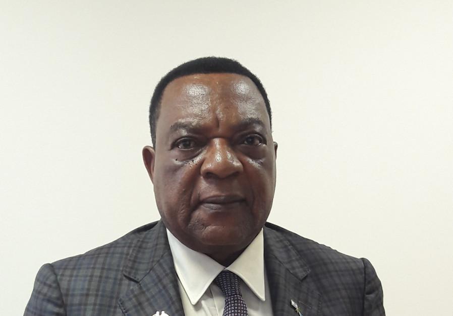 Tanzania opens embassy... in Ramat Gan