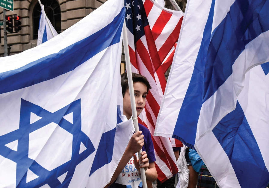 Geographic divide: Taking the pulse of Jews in America and Israel