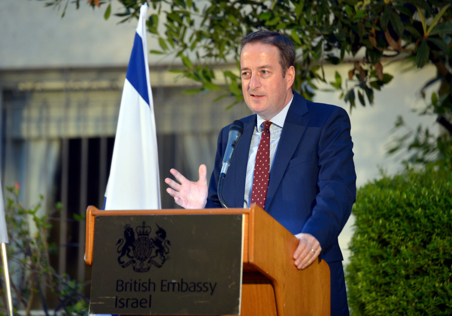100 British immigrants honored for contributions to Israel