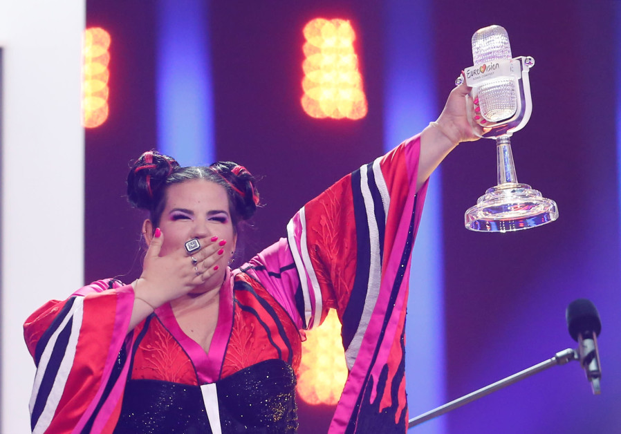 Netta's 'Toy' hits top 10 on iTunes globally