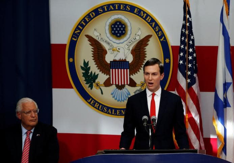 Kushner receives permanent security clearance