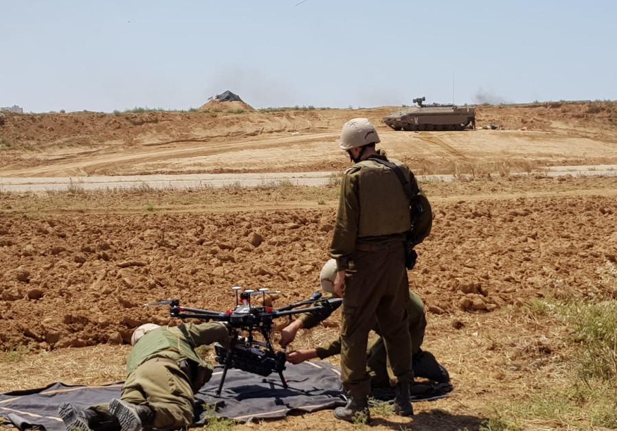 One Palestinian killed, hundreds injured in clashes along Gaza border