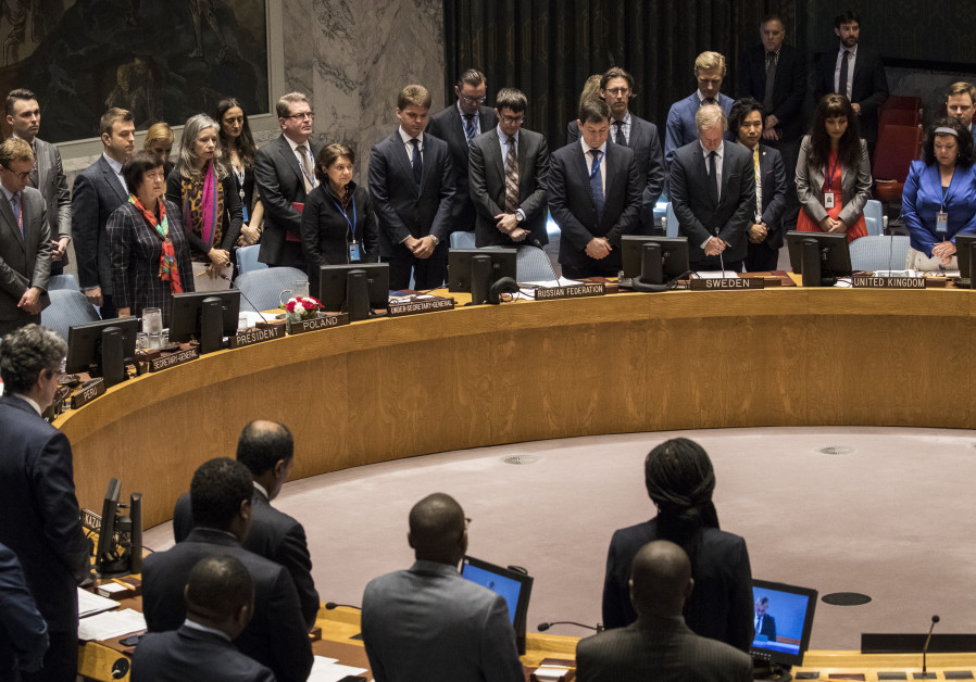B'Tselem to address U.N. Security Council on Thursday