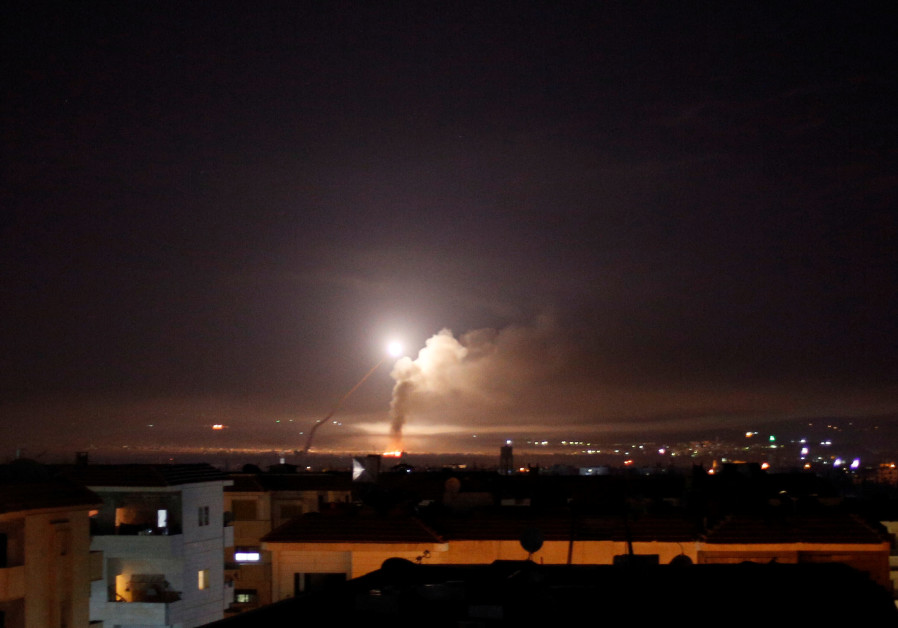 Syria accuses Israel of striking near Damascus Airport