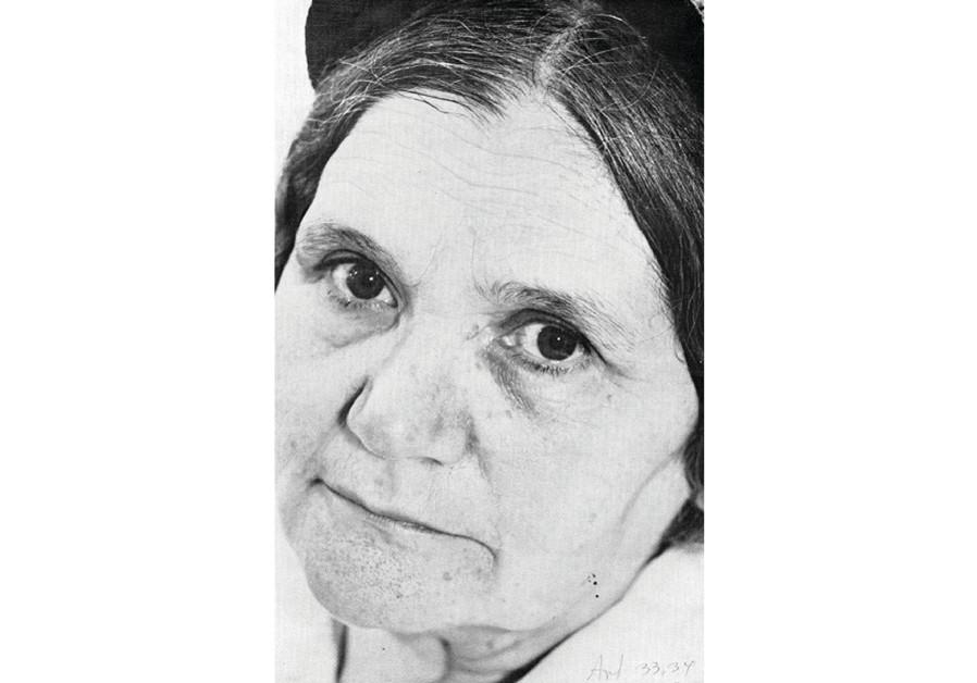 Zelda Schneurson Mishkovsky