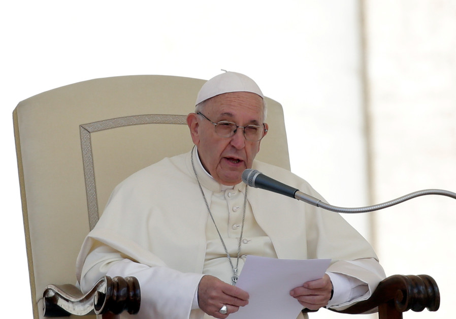 Pope vows to root out sexual abuse in letter to Catholics