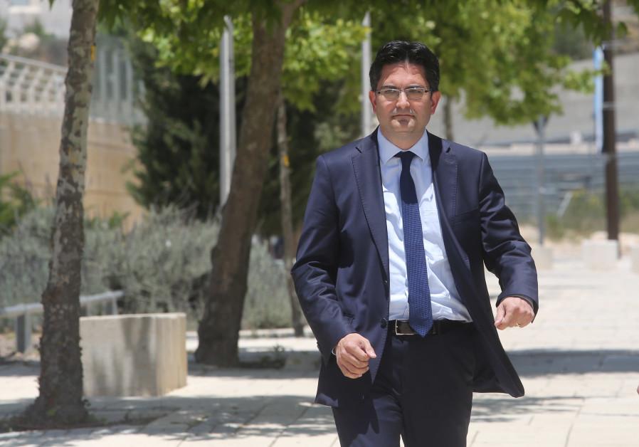 Deputy Turkish Ambassador to Israel Umut Deniv