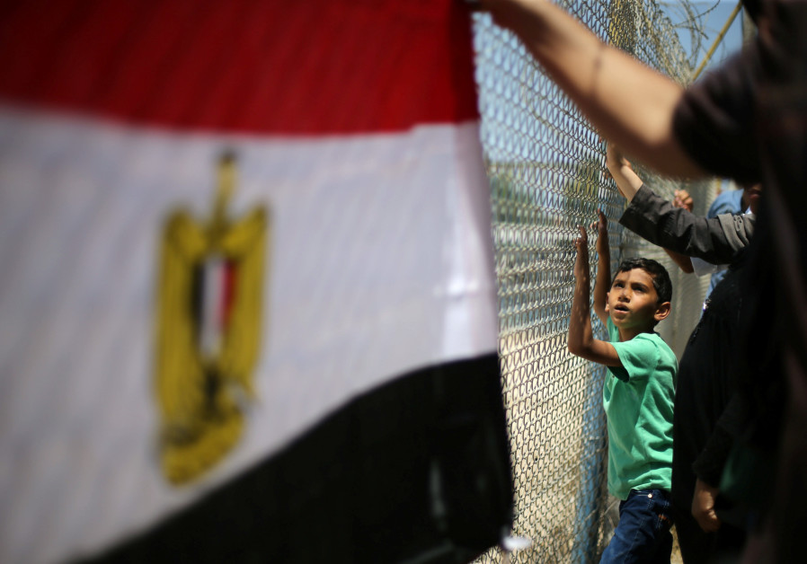 MIDDLE ISRAEL: Gaza's agony is Egypt's calling