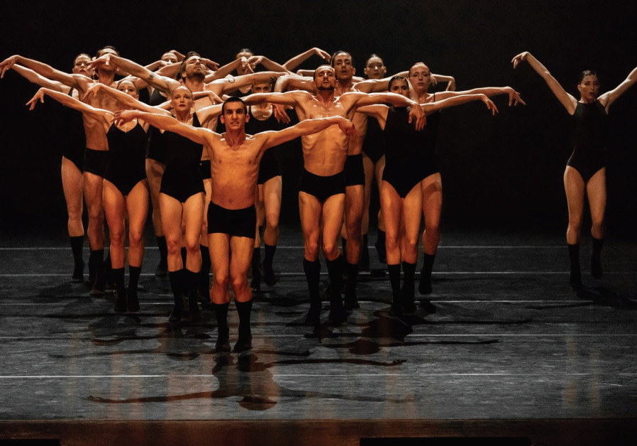 The Israel Ballet's Nova Carmen