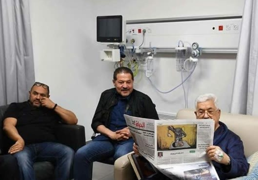 Abbas may be released from hospital on Wednesday