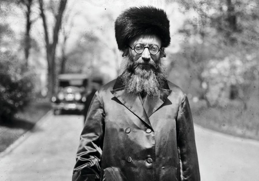 RAV ABRAHAM ISAAC KOOK  in 1924