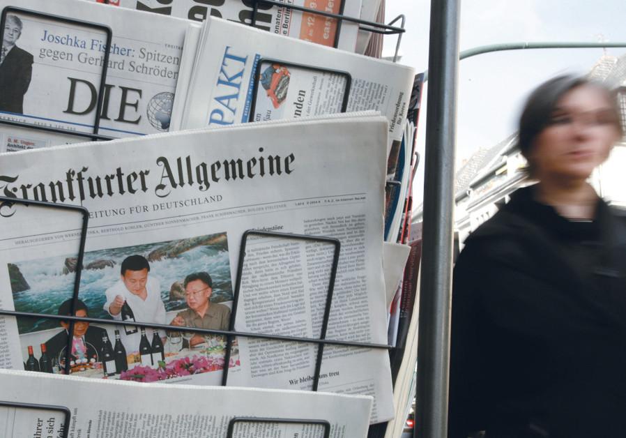 MEDIA COMMENT: The European bias