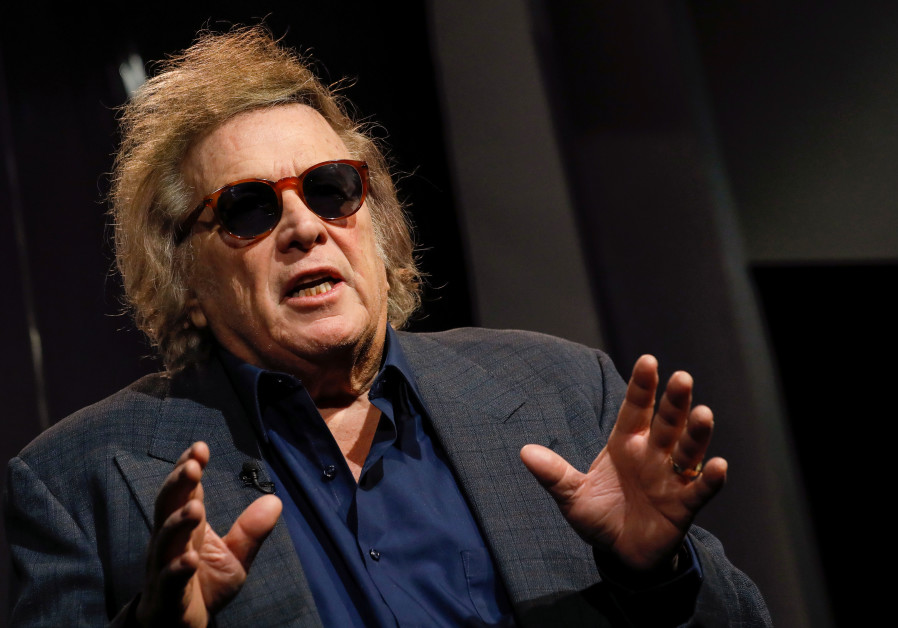 Singer Don McLean speaks during an interview in New York, March 23, 2018