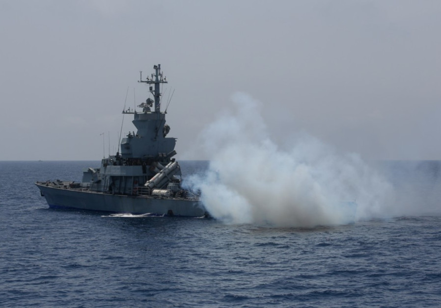 Amid rising tension with Iran, Israel to join largest int'l navy exercise