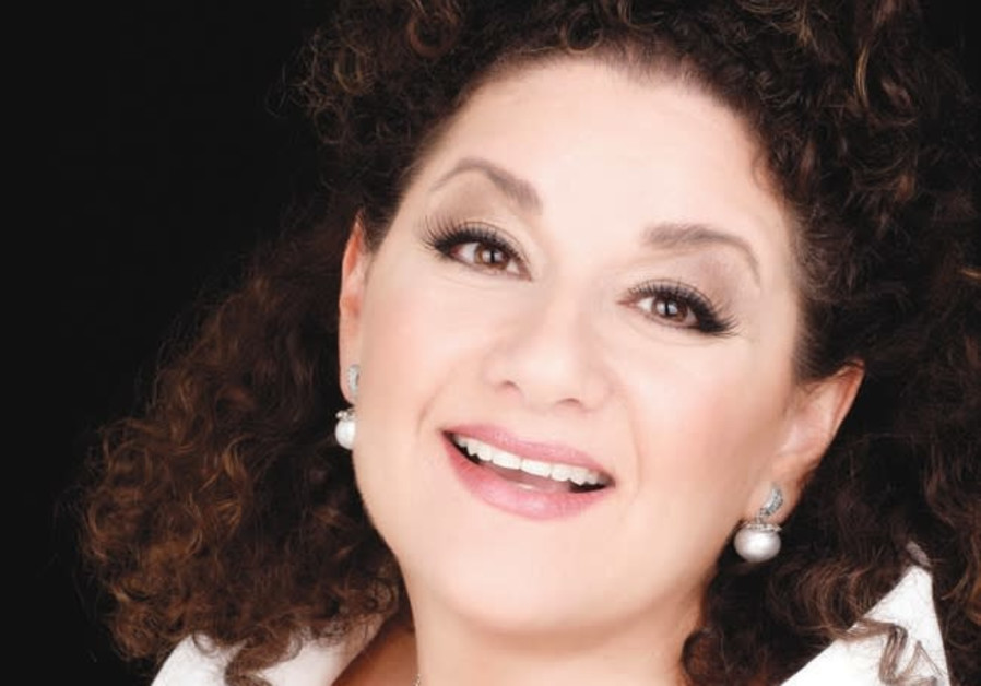 Anita Kamien, Sharon Azrieli light up Hebrew University Orchestra