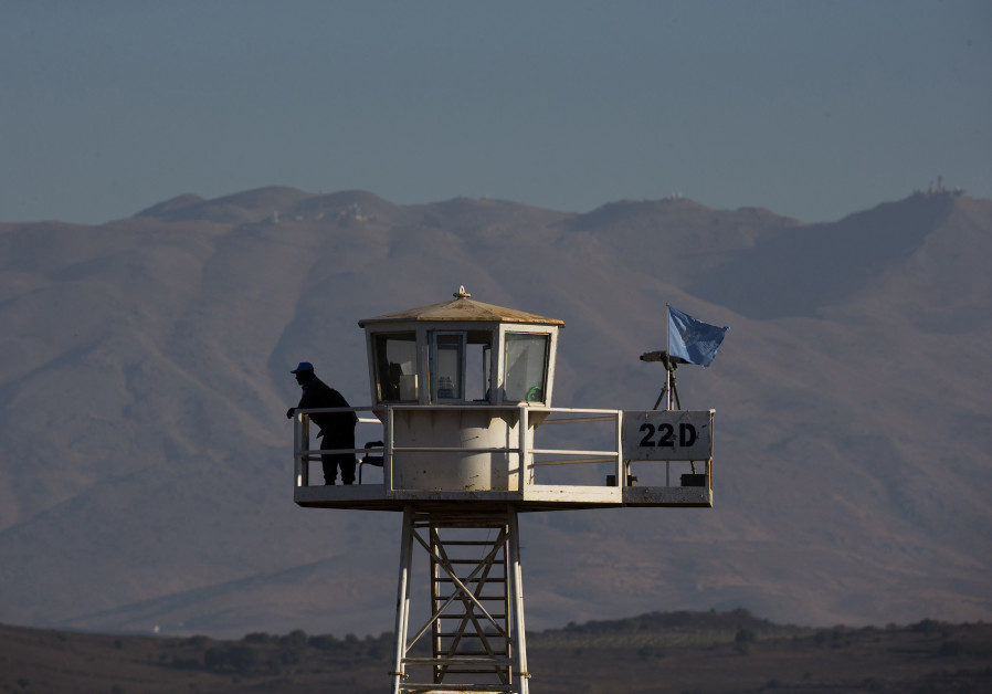 Israel, Iran Reach Back-Channel Understandings on Syria Operation