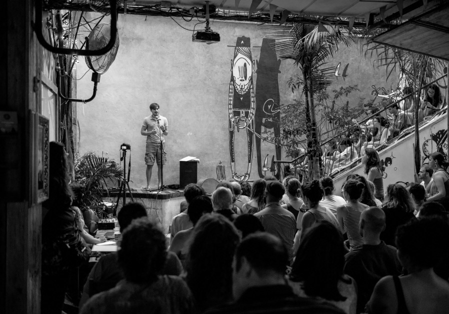 Slam poetry and storytelling competition scores big in Tel Aviv