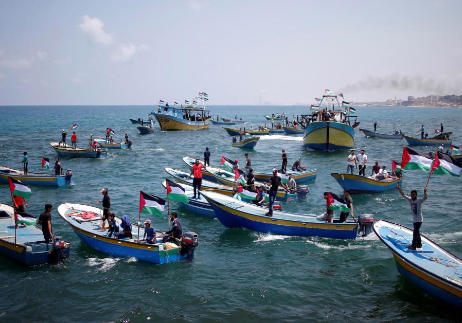 Report: Israel, Qatar agree on a Gaza-Cyprus sea-route