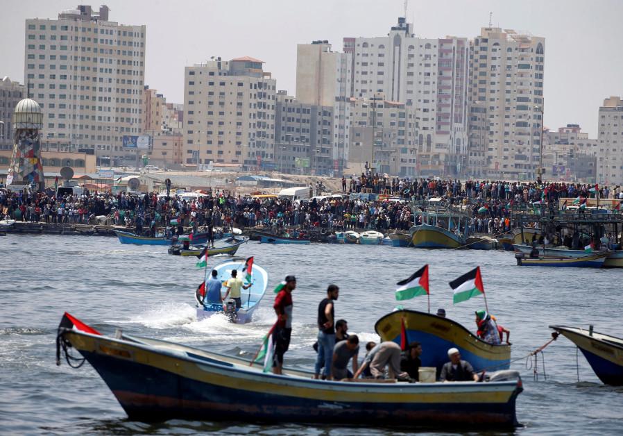 Gaza flotilla backers have history of Hamas support