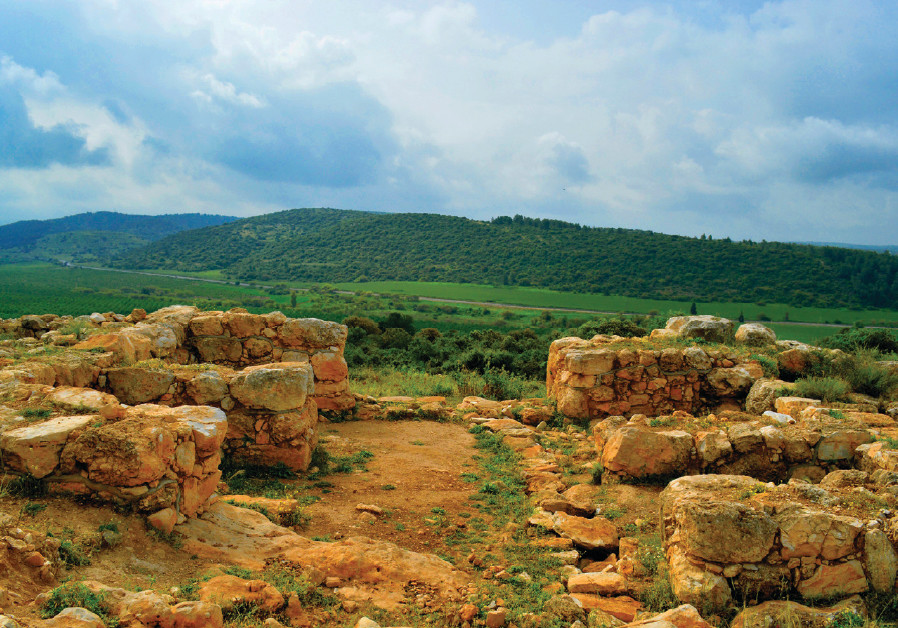 Why Jews built casemate walls - Israel News - Jerusalem Post