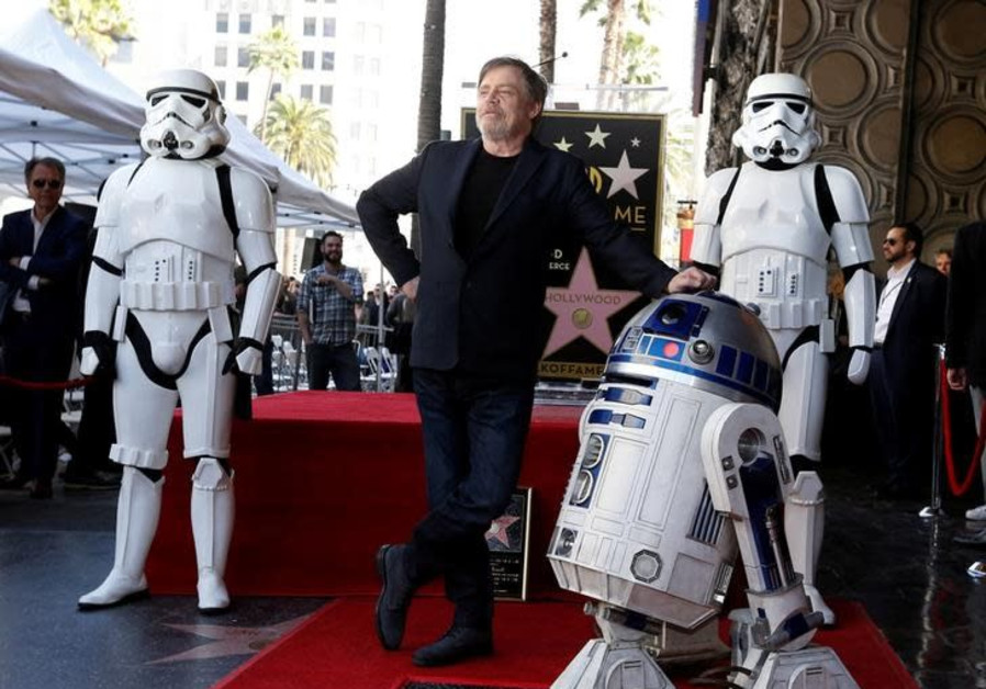 Mark Hamill to present an award at L.A. Israel Film Festival event