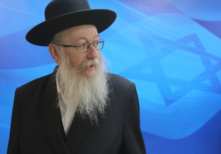 Netanyahu pushing Litzman to approve enlistment bill