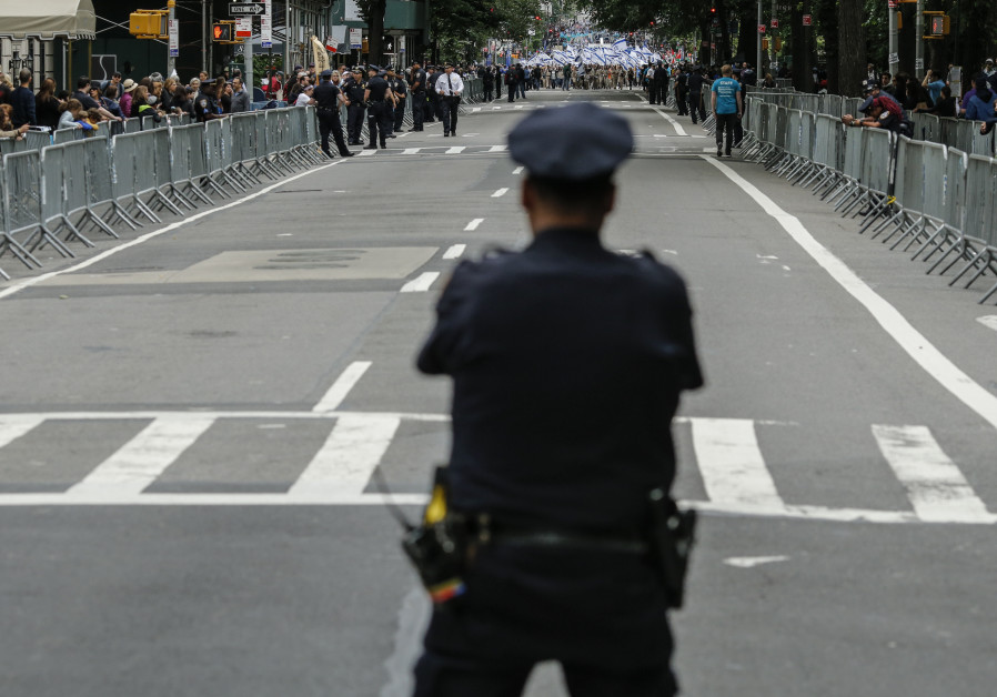Massive 82% spike in antisemitic hate crimes in New York City, NYPD finds