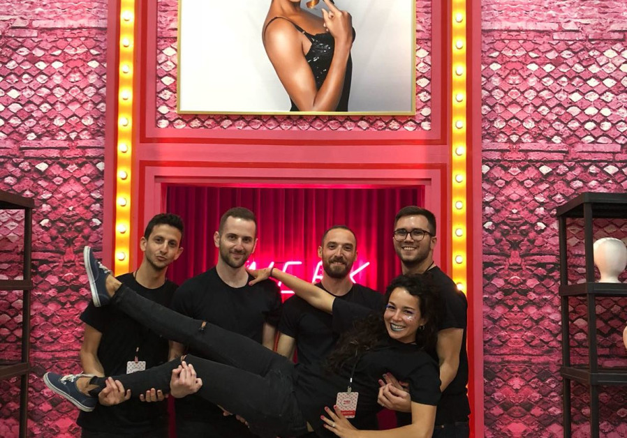 From Jerusalem to RuPaul's DragCon, Israeli app rocks the selfie world