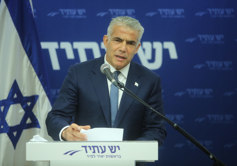 Lapid vows to cancel seven laws