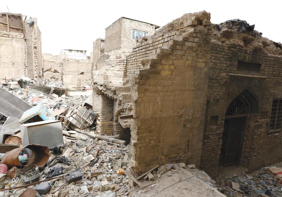 Iraq in turmoil