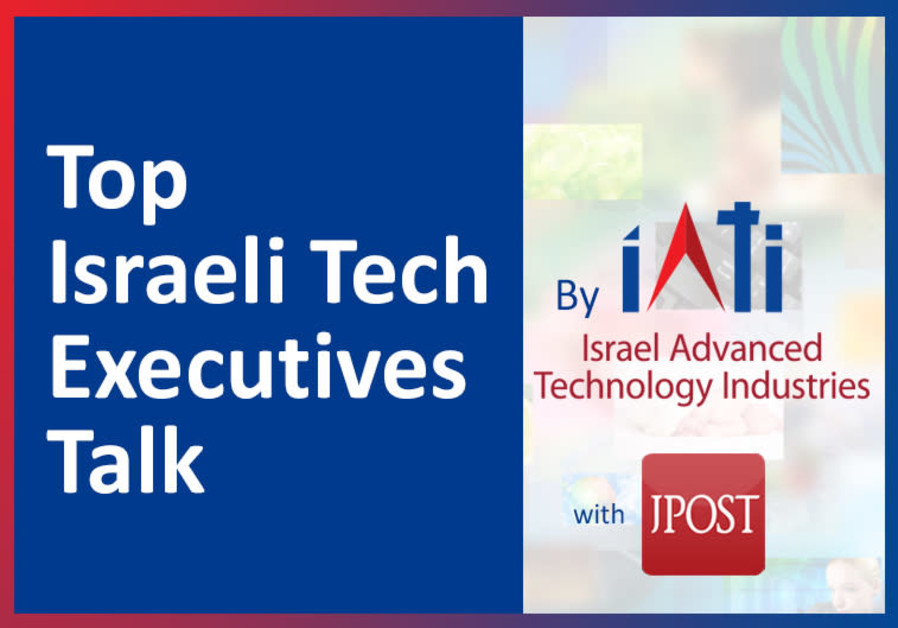 Top Israeli tech executives talk.