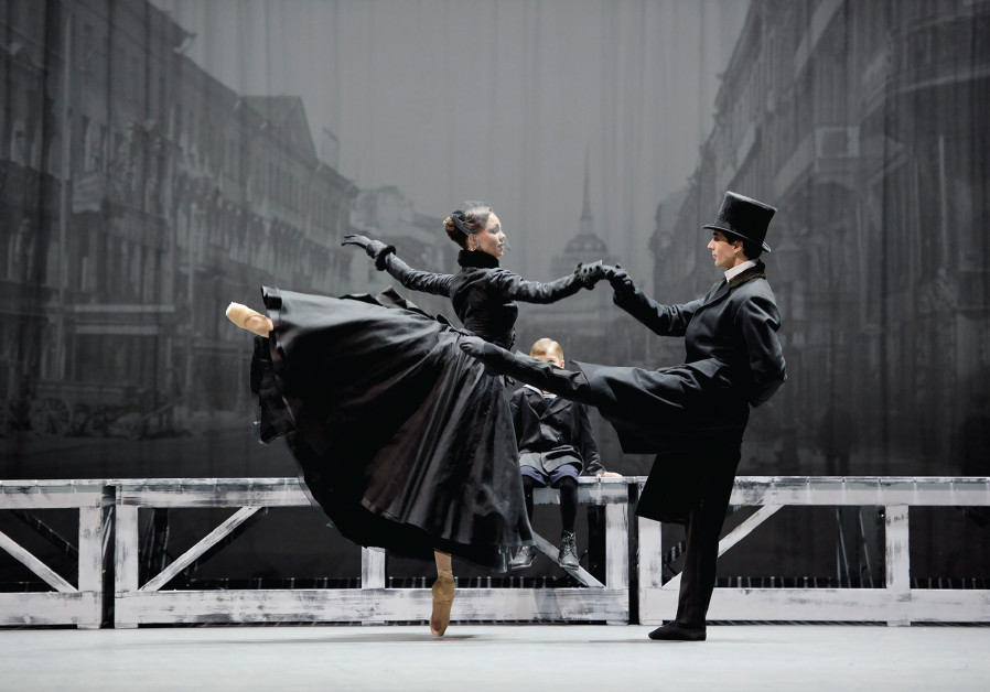 Ballet Zurich performs Christian Spuck's work inspired by Tolstoy's classic novel