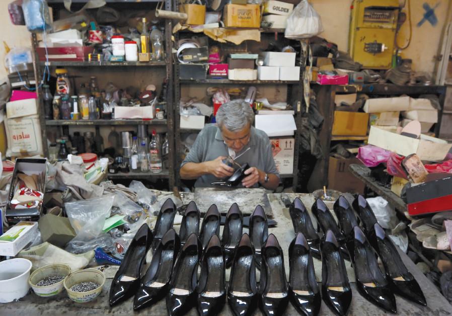 Shoemaker (Illustrative)