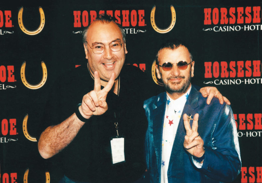 The Orthodox Jew who created Ringo Starr's All-Starr Band