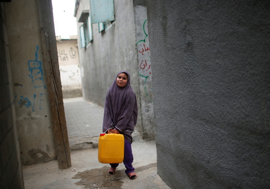 A Gaza fuel crisis could shut down essential services, U.N. envoy warns