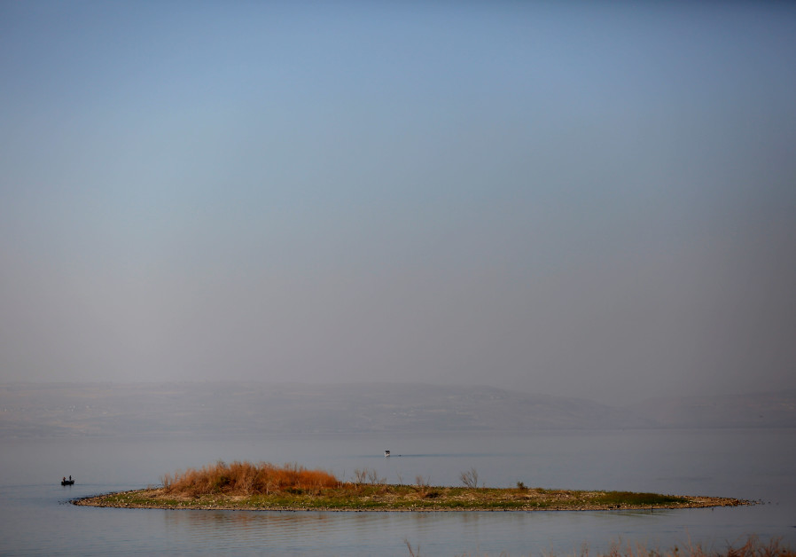 Five-year drought brings Israeli water bodies to historically low levels