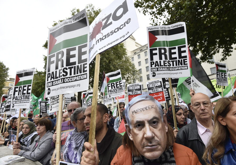 Groups accuse PFLP-affiliated UK NGO of being antisemitic