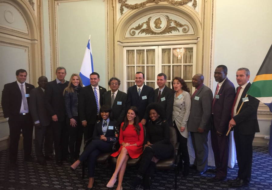 Anti-boycott event hosted by the Ministry of Strategic Affairs in South Africa to counter BDS
