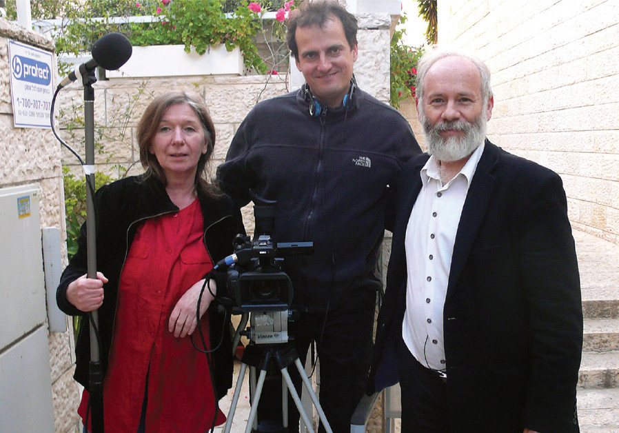 Joanna Helander (co-director), Wojciech Staron (Director of photography), Henry Abramovitch (psychol