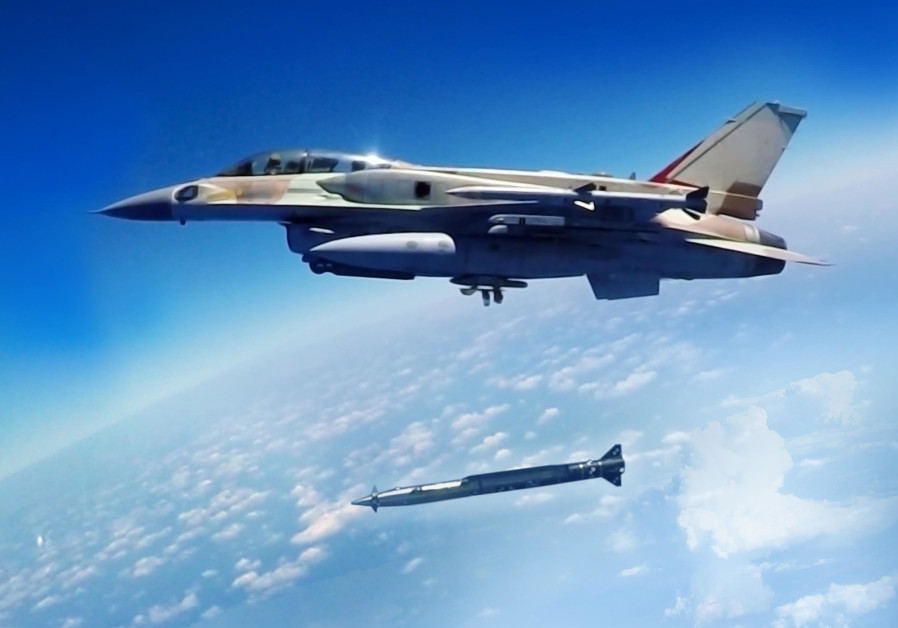 The Rampage: Supersonic missile developed to destroy high quality targets