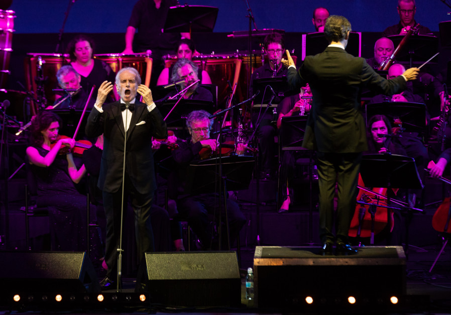 Bidding goodbye to a legend - Jose Carreras hasn't lost his magic