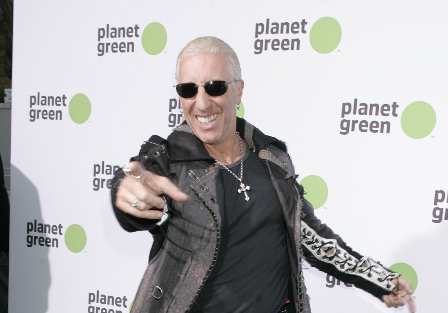 Getting twisted with Dee Snider