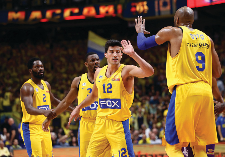 Maccabi TA takes on Anadolu Efes - Israel News - Jerusalem Post 2dfcae41b
