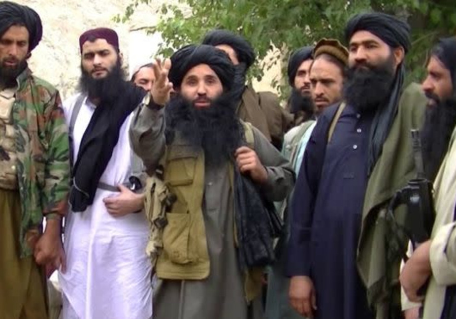 Pakistan's most-wanted Taliban militant killed in air strike