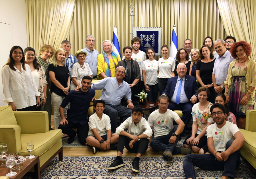 Rivlin pledges to assist Jordan River Village in getting assistance