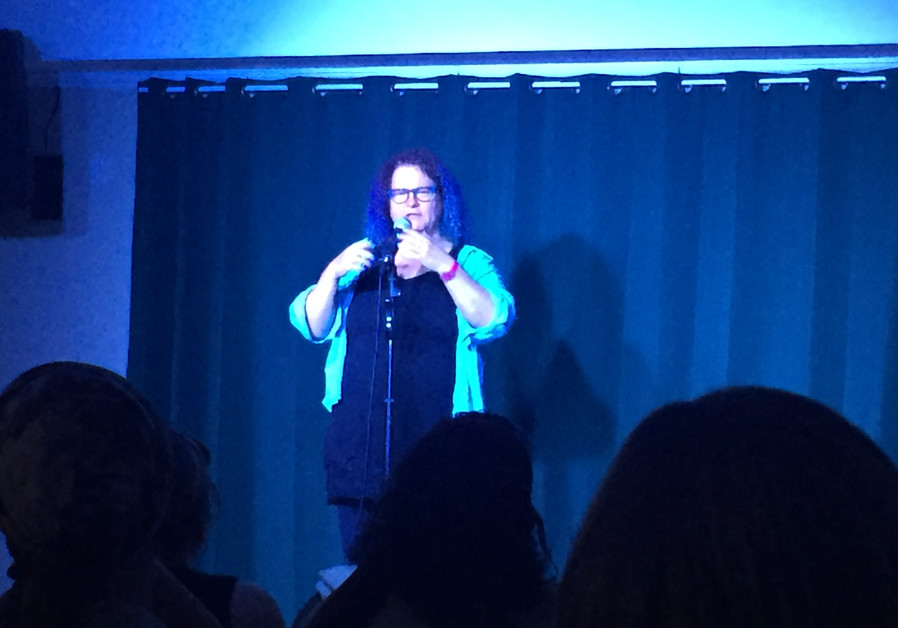 Religious women perform stand-up comedy on Father's Day