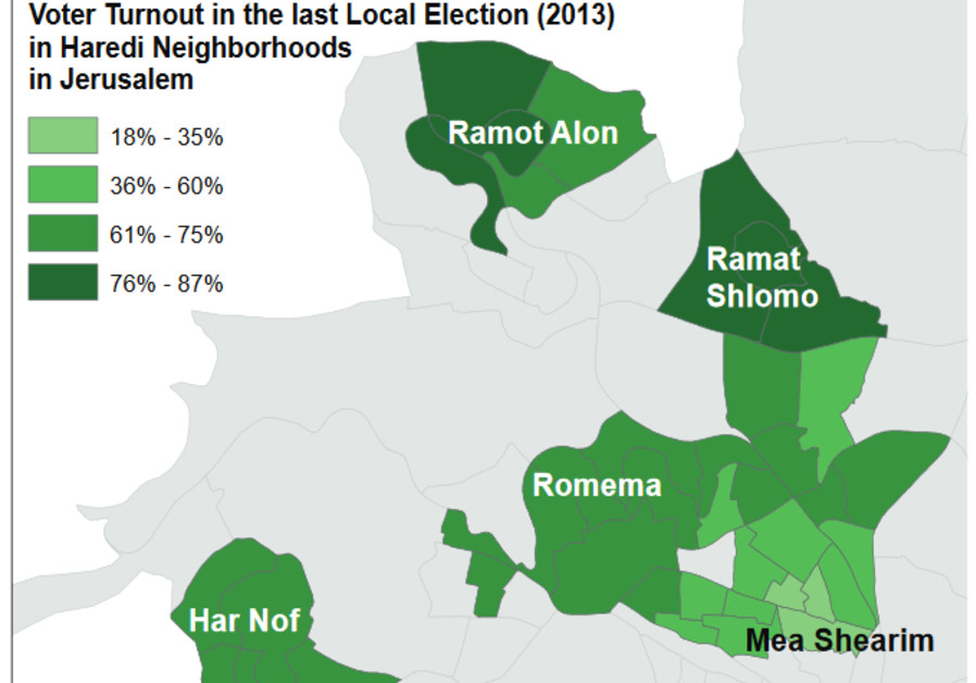 Just the Facts: The haredi vote